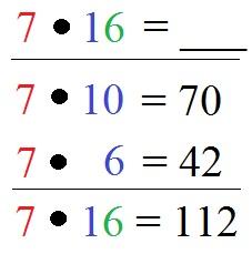 halbschriftlich multiplizieren multiplikation