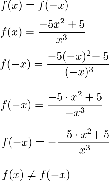 Funktionsanalyse Funktionsuntersuchung Kurvendiskussion 8