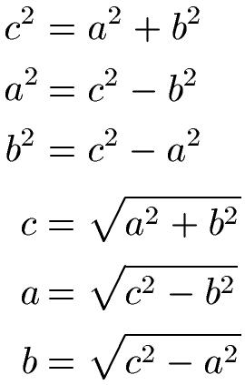 Satz Des Pythagoras Beispiele Formeln Und Anwendung 10