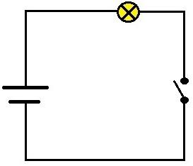 Schalter Stromkreis Elektrotechnik