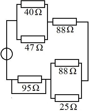 gemischte schaltung widerstand berechnen gruppenschaltung. Black Bedroom Furniture Sets. Home Design Ideas