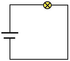 wechselschaltung basis geschlossener stromkreis - Wie Schliet Man Eine Lampe An
